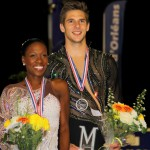 Vanessa James und Morgan Cipres