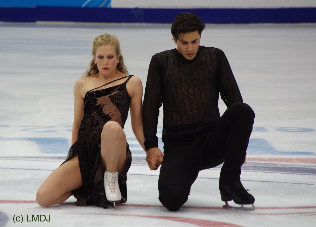 Weaver/Poje in Moskau